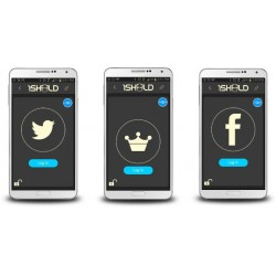 1Sheeld - Replace your Arduino shields with smartphone