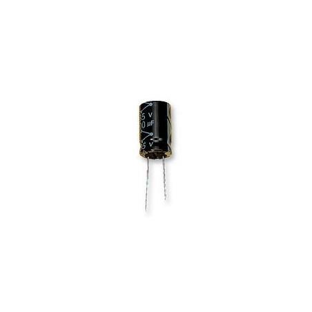 Condensador Eletrolítico