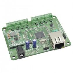 Módulo GPIO Ethernet 16 canais com entradas analógicos