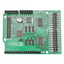 Digital and Analog IO Expander Shield