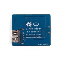 Gestor de Alimentação 5V - Lipo Rider