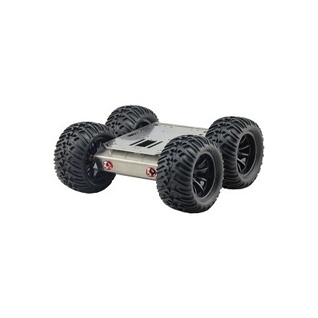 Keenlon Iron Man-3 4WD All Terrain Chassis for Arduino