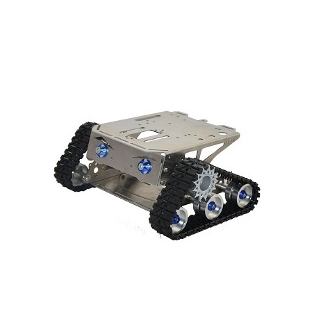 Iron Man-4 Tracked Chassis for Arduino