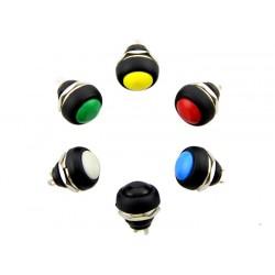 Conjunto de 6 Botões de 12mm