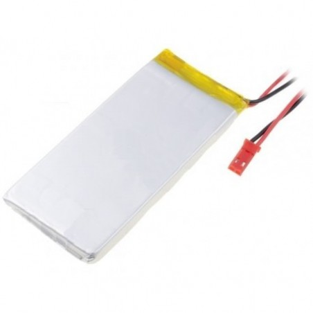 Lithium-ion Polymer Battery 3.7V 1600mAh