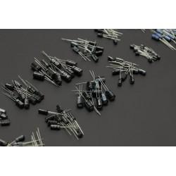 Pack de 100 condensadores Electrolíticos