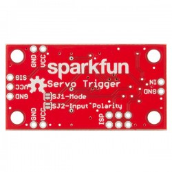 """""""Controlador de Servos - Sparkfun """""""