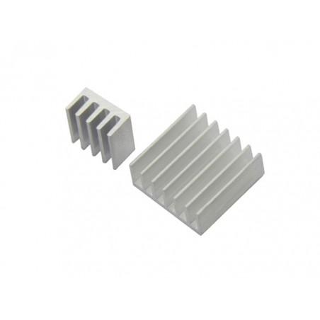 Aluminum Heatsink Kit for Raspberry Pi