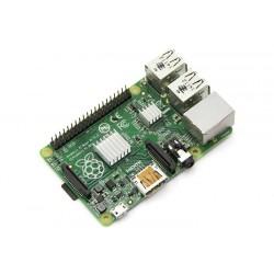 Kit dissipadores para Raspberry Pi