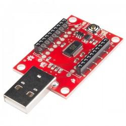 Conversor USB XBee - Sparkfun