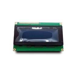 LCD paralelo 4x20 caracteres - Azul