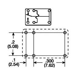 Electromagnetic Relay SPDT 5V DC