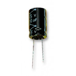 Electrolytic capacitor 10V 220uF