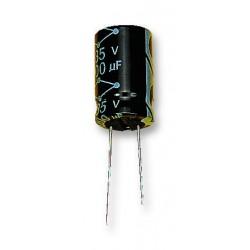 Condensador Electrolitico 220uF 10V
