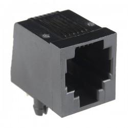 Conector RJ11 6 pinos para PCB