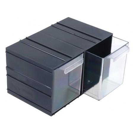 KON storage module w / 2 drawers - 230x142x125mm
