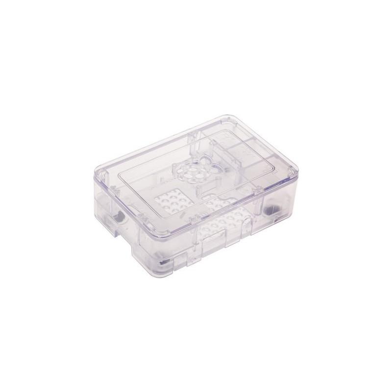 Caixa preta para Raspberry pi B+/2