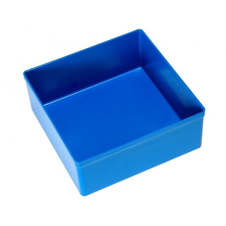 Container for boxes - 54x54x45mm - red - polystyrene