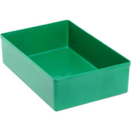 Caixa arrumação 108x162x45mm - Verde