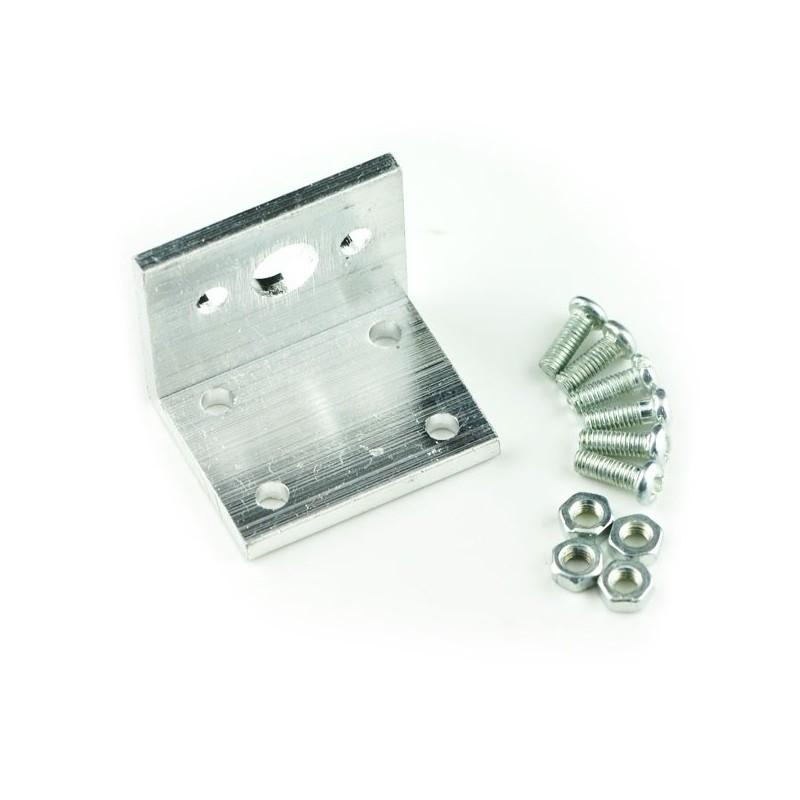 Aluminum Bracket for DC Gear Motor