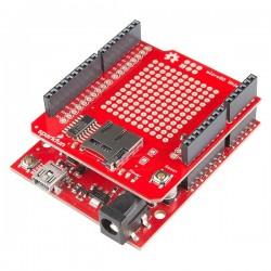 Shield microSD - Sparkfun