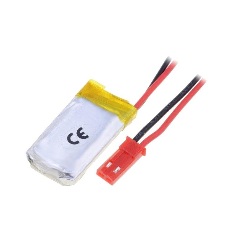 Lithium-ion Polymer Battery 3.7V 250mAh