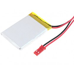 Lithium-ion Polymer Battery 3.7V 750mAh
