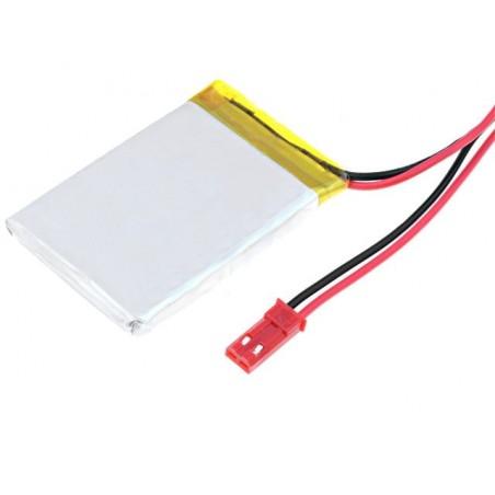 Lithium-ion Polymer Battery 3.7V 750mAh