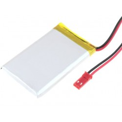 Lithium-ion Polymer Battery 3.7V 1350mAh