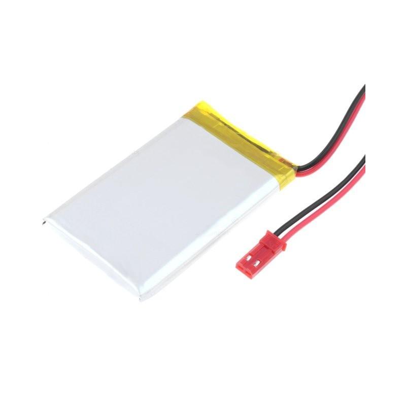 Lithium-ion Polymer Battery 3.7V 1350mAh
