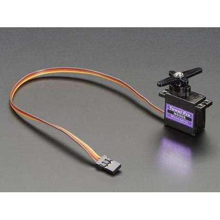 MicroServo MG90S c/ engrenagem metálica 1,8Kg