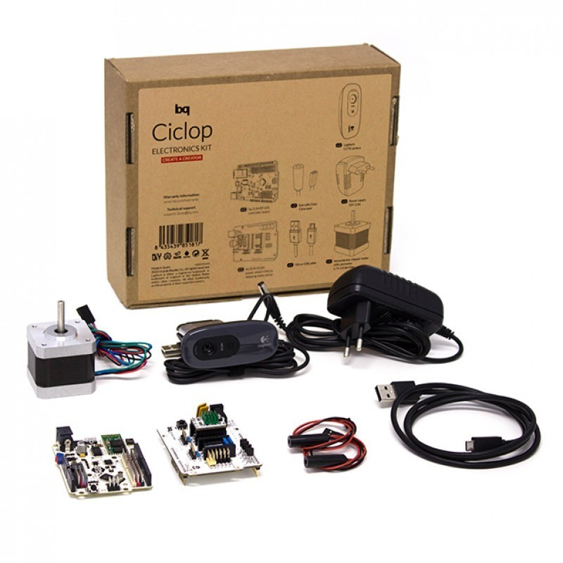 Ciclop Electronics Kit