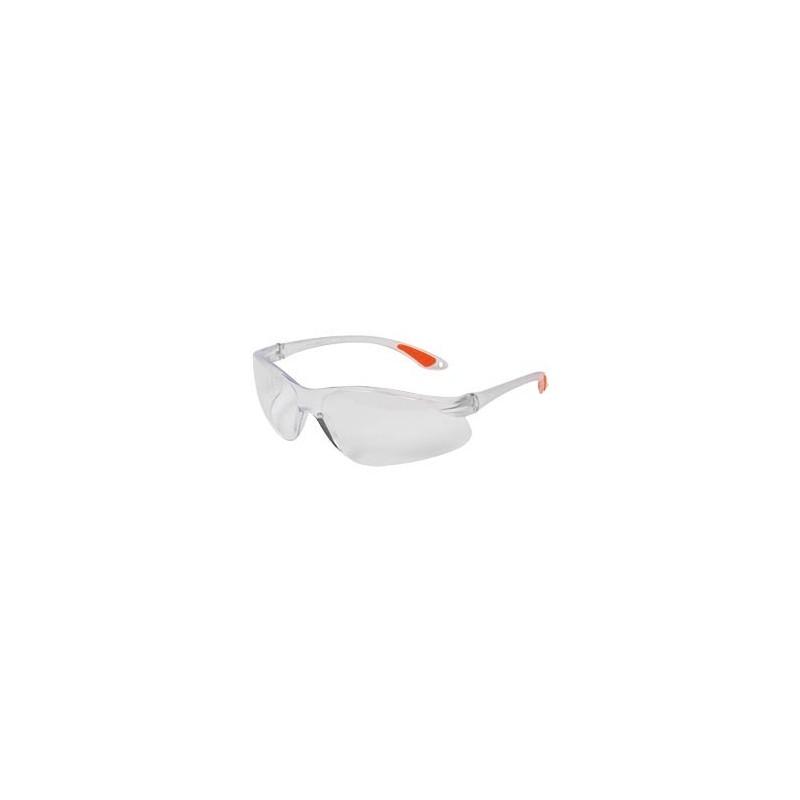 Protective glasses - transparent lenses
