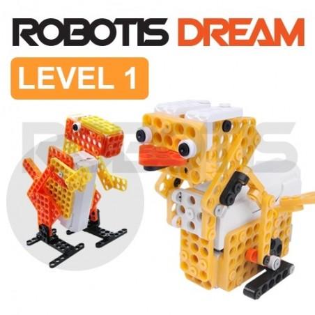 Kit educacional - ROBOTIS DREAM Level 1 Kit [EN]