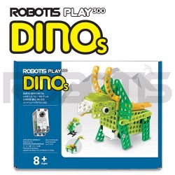 Kit educacional - ROBOTIS PLAY 300 DINOs