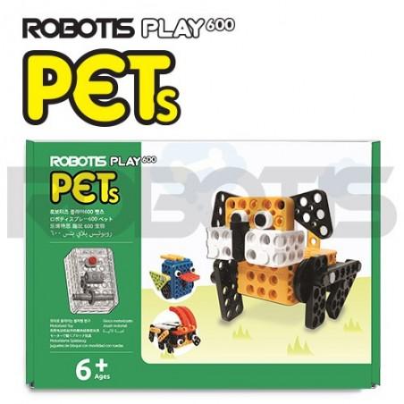Kit educacional - ROBOTIS PLAY 600 PETs