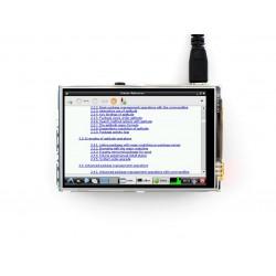 Ecrã tátil resistivo 3.5'' TFT LCD 320x480