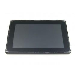 Ecrã tátil capacitivo 7'' RGB/LVDS - LCD 1024x600