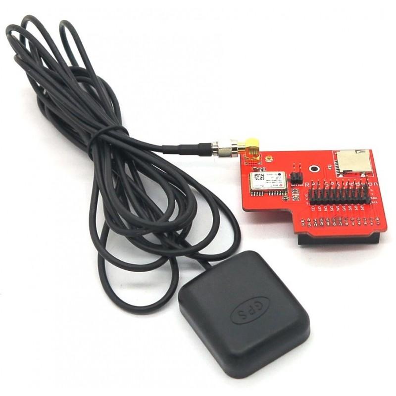 Raspberry PI GPS Add-on
