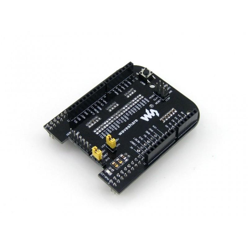 Adaptador Beaglebone para shields Arduino