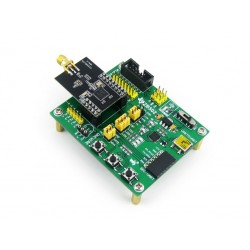 Kit de avaliação c/ módulo Xcore2530 - 1.3Km