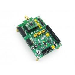 Kit de avaliação c/ módulo ZigBee CC2530 - 250m c/ LCD e sensores
