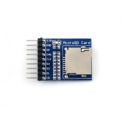 Módulo leitor de cartões micro SD