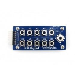 5 IO Keypad