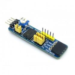 Módulo c/ 4 ADCs e 1 DAC por i2c - PCF8591