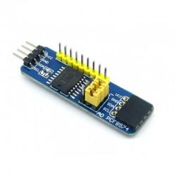 Módulo c/ 8 IOs digitais por i2c - PCF8574