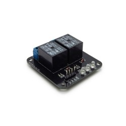 Arduino 2-Channel Relay Shield Module