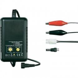 Carregador para Baterias Ni-Cd ou Ni-MH 12V