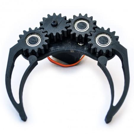 Gripper Bot'n Roll V2 w / servo