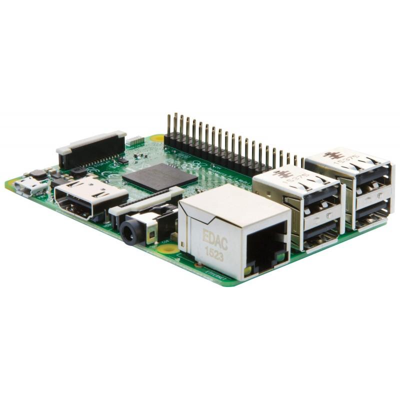 Raspberry Pi 3 Modelo B
